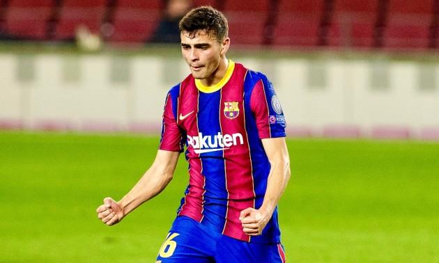Юний футболіст Барселони приїхав на гру Ліги чемпіонів із целофановим пакетом, забив гол і поїхав на таксі додому