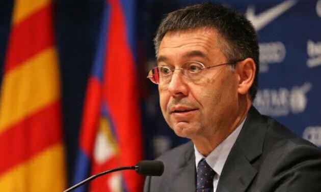 Барселона не повернеться до трансферу Неймара взимку – Бартомеу
