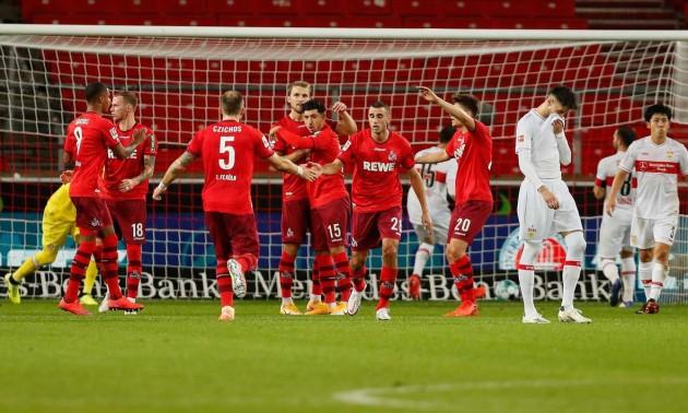 Штутгарт зіграв внічию з Кельном у 5 турі Бундесліги