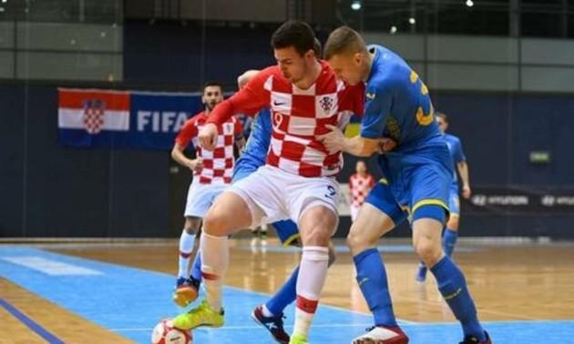 Збірна України вдруге поступилася Хорватії у кваліфікації чемпіонату Європи