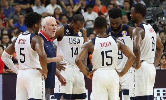 Збірна США показала найгірший результат на чемпіонатах світу в своїй історії
