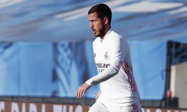 Азар вибачився перед уболівальниками Реала