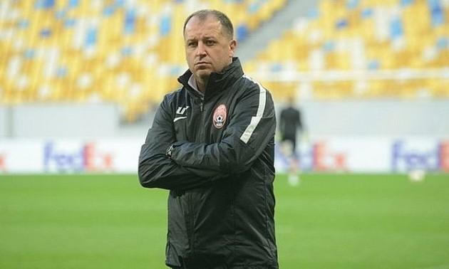 Вернидуб - найкращий тренер України 2018 року