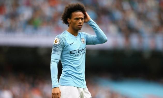 Манчестер Сіті назвав ціну Сане