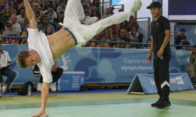 МОК включив брейк-данс в програму Олімпіади-2024