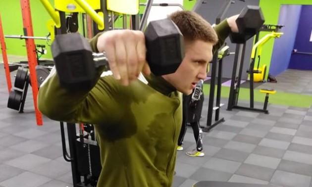 Український боксер почав підготовку до наступного поєдинку