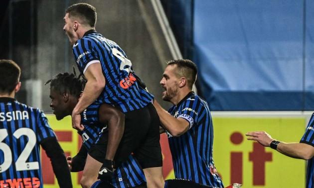 Аталанта розібралася з Наполі та вийшла у фінал Кубка Італії