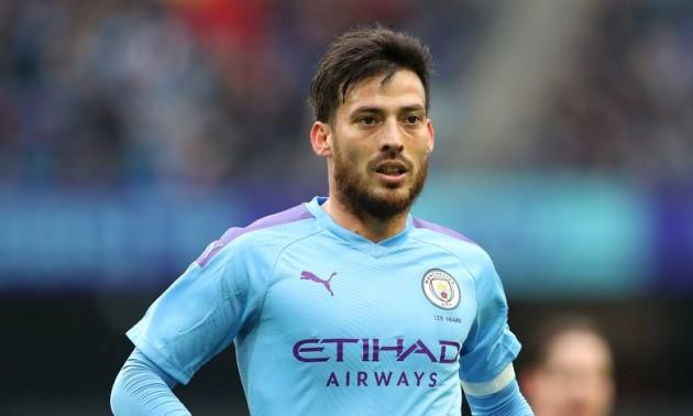 Сільва: Манчестер Сіті хоче виграти Лігу чемпіонів