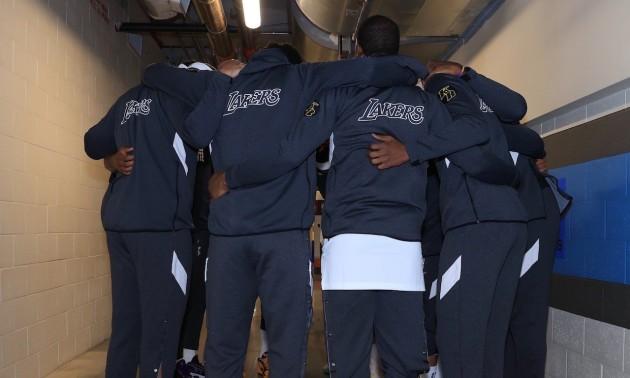 Лейкерс виграли Західну конференцію НБА вперше за 10 років