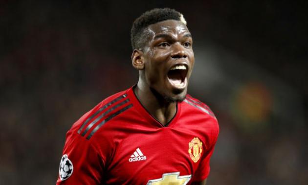 Легендарний капітан Манчестер Юнайтед розкритикував Погба