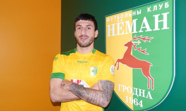 Кадимян назвав фаворита чемпіонату Білорусі