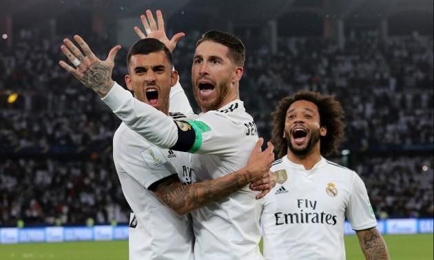 Реал здолав Севілью та піднявся на третє місце в Ла-Лізі