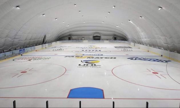 У Києві відкриють нову льодову арену