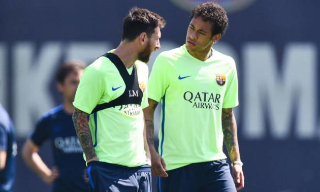 Неймар пообіцяв гравцям Барселони повернутися в клуб