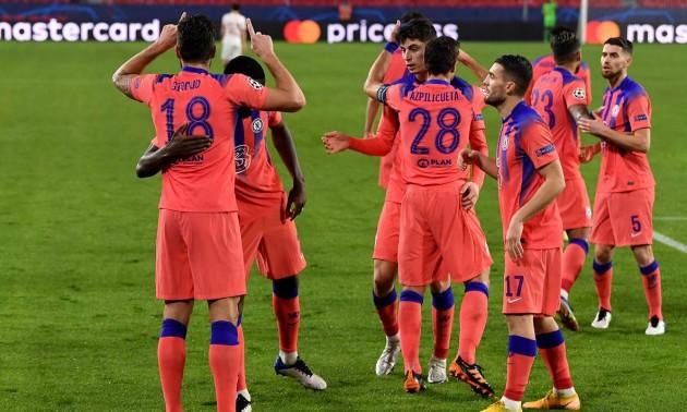 Севілья - Челсі 0:4. Огляд матчу