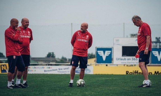 Збірна Чехії знайшла нового тренера