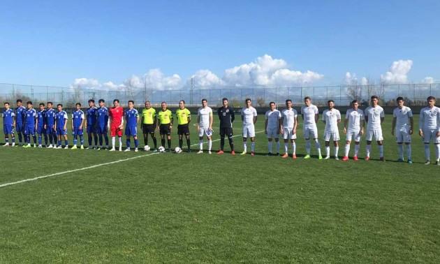 Балкани розгромили команду з Казахстану у контрольному матчі