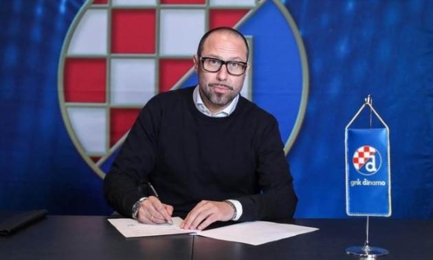 Колишній тренер Карпат покинув Динамо Загреб