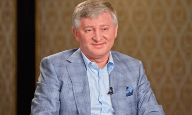 Ахметов відповів на запитання щодо майбутнього Фонсеки