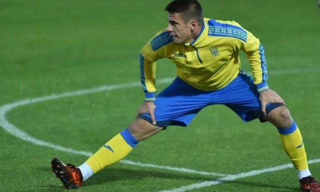 Бєсєдін довикликаний у збірну України