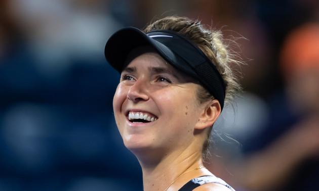 Світоліна виграла перший сет чвертьфінального поєдинку US Open у Конти
