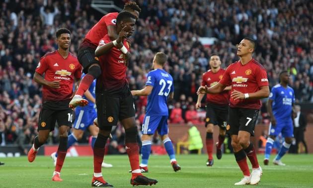 Погба та Шоу приносять перемогу Манчестер Юнайтед в 1-му турі АПЛ. ВІДЕО