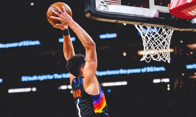Фінікс вдруге обіграв Денвер у плей-оф НБА