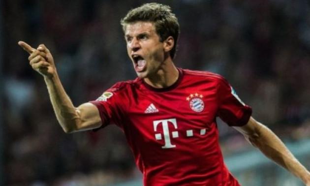Барселона - Баварія: Томас Мюллер робить рахунок 1:4