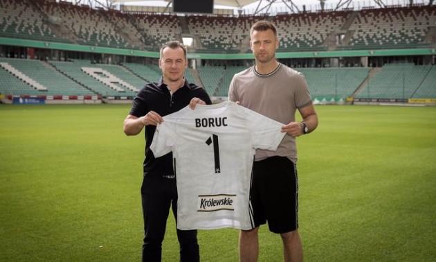 Легія підписала 40-річного легендарного польського футболіста