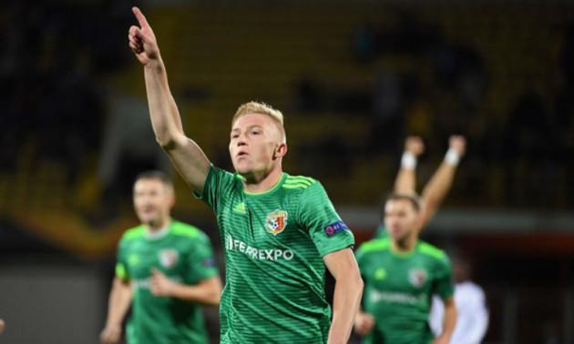 Лідер Ворскли стане гравцем Олександрії