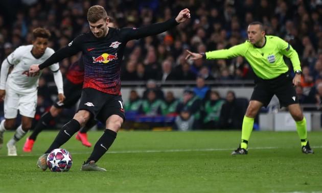 Тоттенгем - Лейпциг 0:1. Огляд матчу