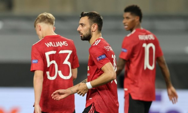 Манчестер Юнайтед вирвав перемогу в Копенгагена та вийшов у півфінал Ліги Європи