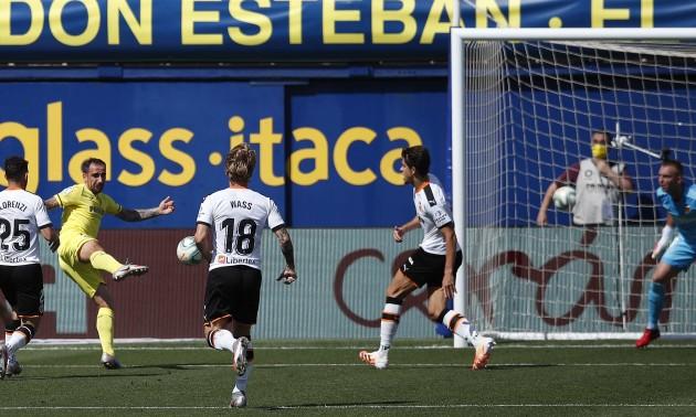 Вільярреал - Валенсія 2:0. Огляд матчу