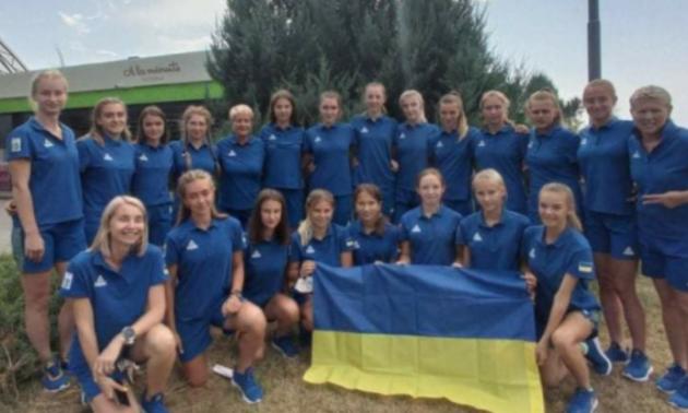 Збірна України U-18 знищила Туреччину на старті чемпіонату Європи з хокею на траві