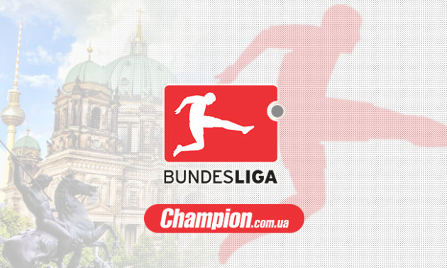 Боруссія мінімально перемогла Герту в 30 турі Бундесліги