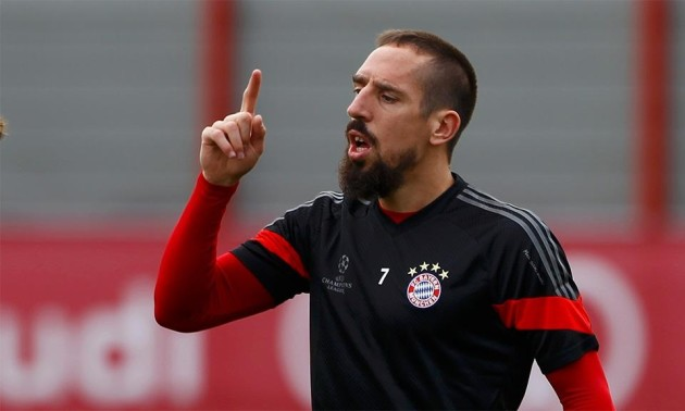Рібері обіцяє повернутися в Баварію