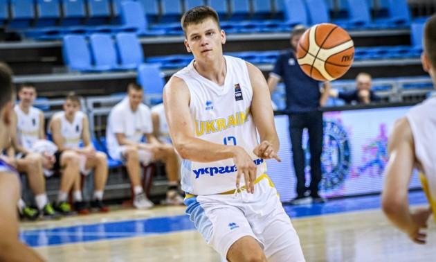 Збірна України посіла дев'яте місце на Євробаскеті U-18