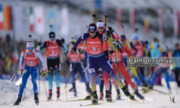 Кубок світу. Естафета 4х7,5 км, чоловіки: онлайн-трансляція. LIVE