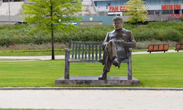 Шахтар планував встановити пам'ятник Луческу