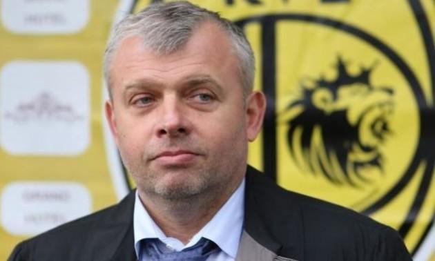 Козловський: У нас бюджет на рівні деяких клубів Прем'єр-ліги, а умови кращі, ніж у багатьох