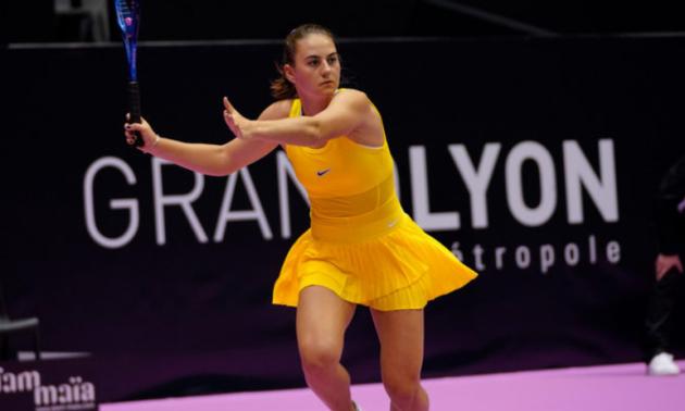 Костюк поступилася у першому колі турніру в Ліоні
