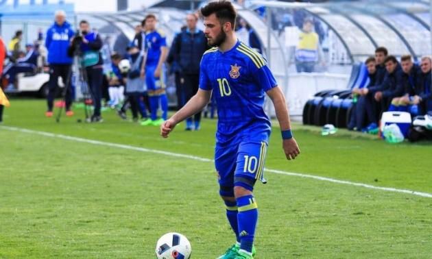 Швидкий гол динамівця приніс перемогу збірній України U-20