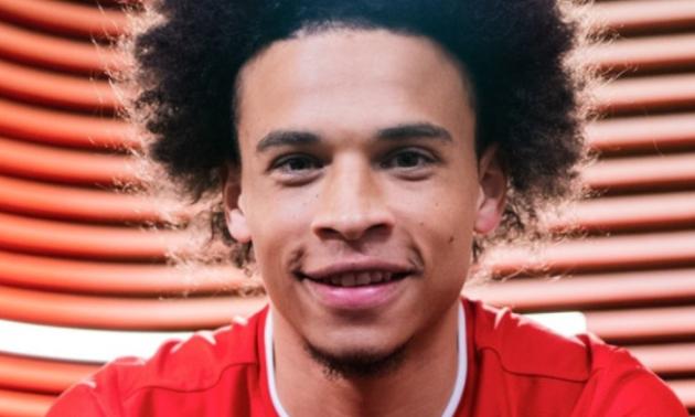Сане став гравцем Баварії