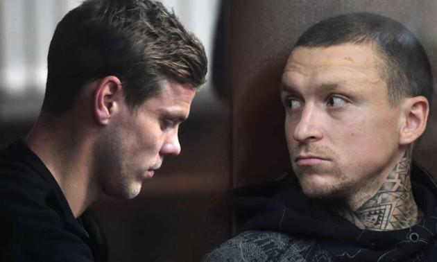 Скандальні російські футболісти залишаться під вартою до вересня
