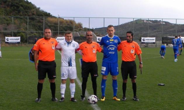 Чорноморець програв польському клубу у контрольному матчі