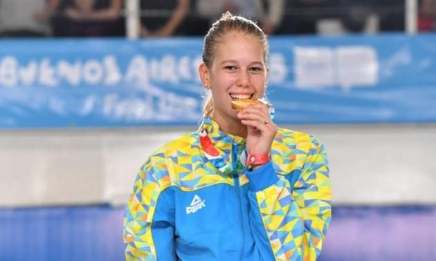 Чорній: Навіть уявити не могла, що стану дворазовою чемпіонкою Олімпіади