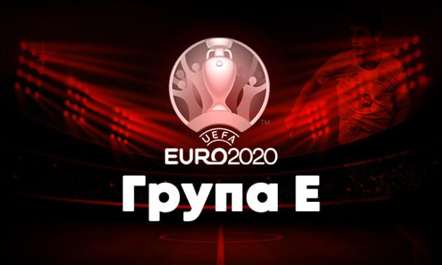 Чемпіонат Європи. Група E. Календар, результати, турнірна таблиця
