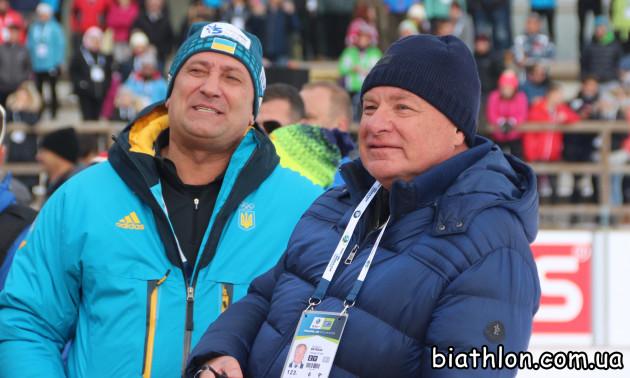 Збірна України готуватиметься до наступного сезону без старшого тренера