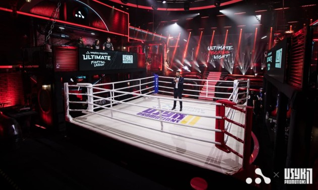 Бокс від Усика та WePlay Esports: у Києві пройшли 8 рейтингових поєдинків