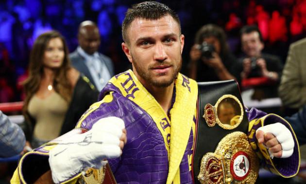 Ломаченко - найкращий боксер світу